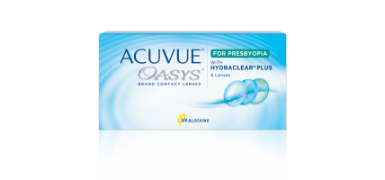 Acuvue Oasys For Presbyopia (Multifocal)