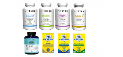 EYE HEALTH SUPPLEMENTS